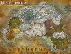 Map Of World Of Warcraft by World Of Warcraft How To Get To Northrend From Stormwind
