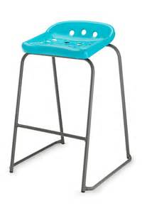 classroom science lab pepperpot skid base stool