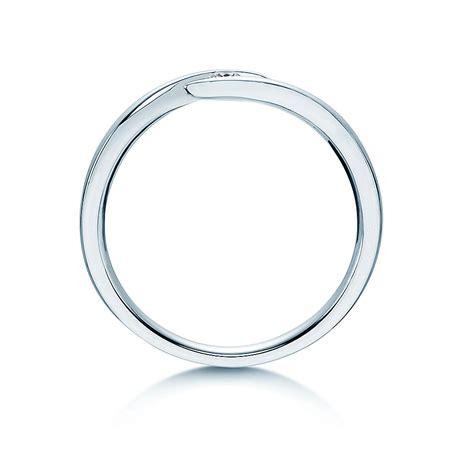 Verlobungsring Silber Diamant spannring twist silber diamant 0 10 ct 430607 silberring