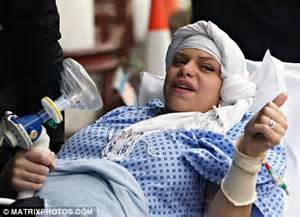 Jade Goody Had Better Shh Soon by Lunch With Friends Fails To Cheer Up Tweed After