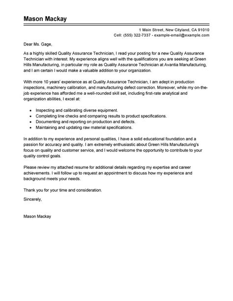 quality control cover letter fungram co controller resume examples