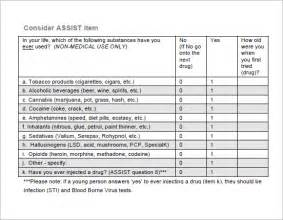 sample psychosocial assessment 6 examples format