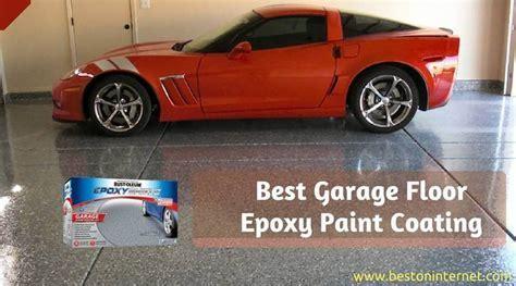 Best Garage Floor Epoxy Paint Coating
