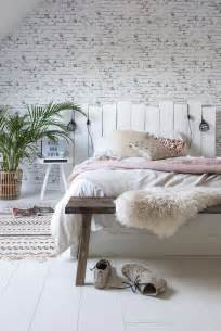 diy white bedroom best 25 brick wall bedroom ideas on pinterest wall