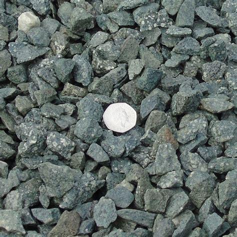 mm green granite gravels granites stone garden