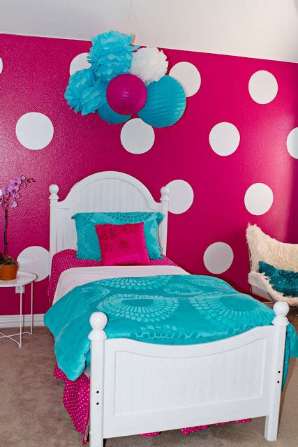 pink and teal bedroom ideas two blue ribbon awards