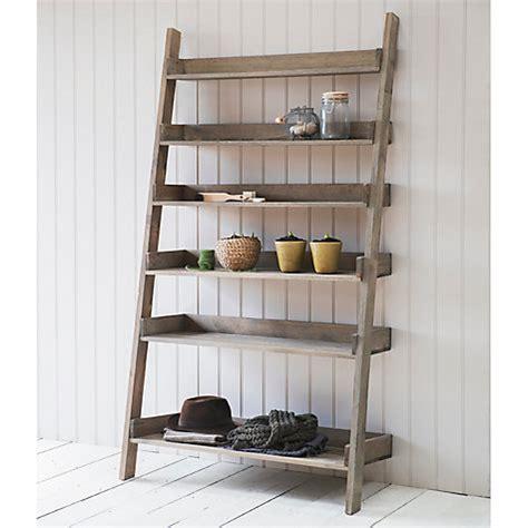 Lewis Ladder Shelf by Buy Garden Trading Aldsworth Wide Shelf Ladder Lewis