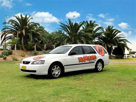Das G Nstigste Auto In Der Versicherung by G 252 Nstigen Station Wagon Mieten In Australien F 252 R 5 Personen