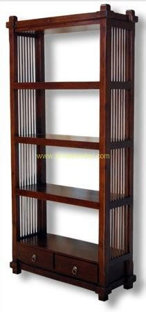 Rak Buku Jati Jepara rak buku jati jari jari anisa mebel jepara pilihan furniture berkualitas