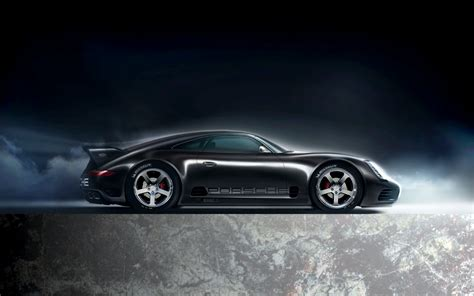 porsche sports car black michelin porsche schwarzen autos wallpaper allwallpaper