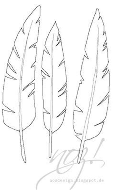 printable paper feathers teepee pattern use the printable outline for crafts
