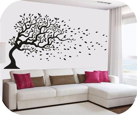 vinilos de decoracion vinilo decorativo arboles y ramas decoracion paredes stic