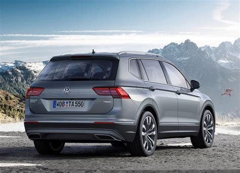 2020 Vw Tiguan by 2020 Vw Tiguan Specs And Review 2019 2020