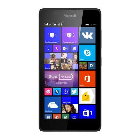 Microsoft Lumia 540 microsoft lumia 540 n store 187 windows phone 187 windows phone 8 1