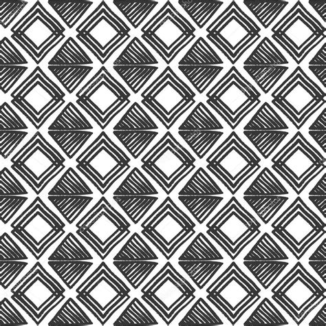 tribal geometric pattern designs for fabric and printing black and white tribal