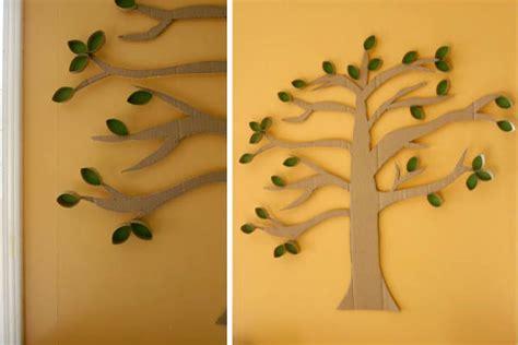 cara membuat pohon natal dari gardus 10 barang unik dari kardus bekas yang bisa bikin kamar