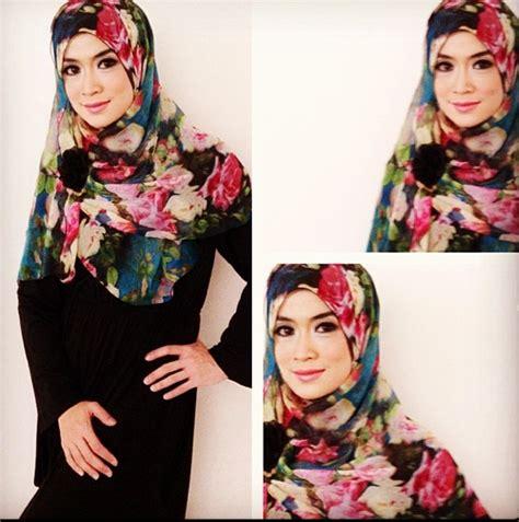 Pasmina Blink2 berhijab simple dan chic ala yulia rahman tutorial
