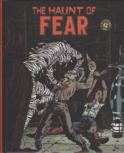 Fear Volume 1 haunt of fear the the haunt of fear volume 1