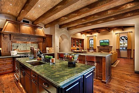 custom home decor arizona custom kitchen decorating ideas sonoran desert