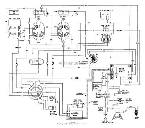 generac gp5500 wiring diagram generac xg8000e wiring