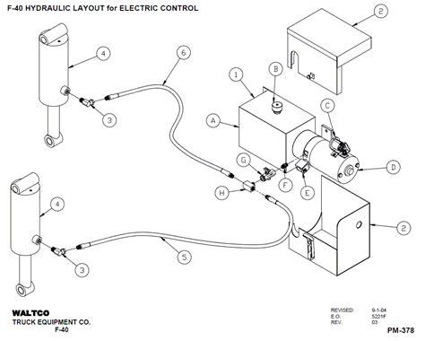 electric hydraulic kes wiring diagram get