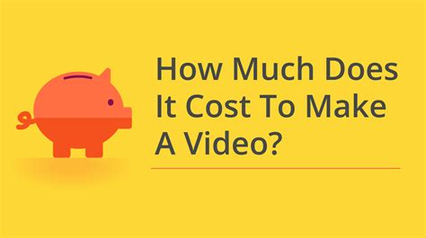 how much does is cost to build a house how much does it cost to make a video video marketing