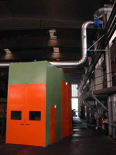 cabine insonorizzanti impianti di insonorizzazione industriale ecoindustrie
