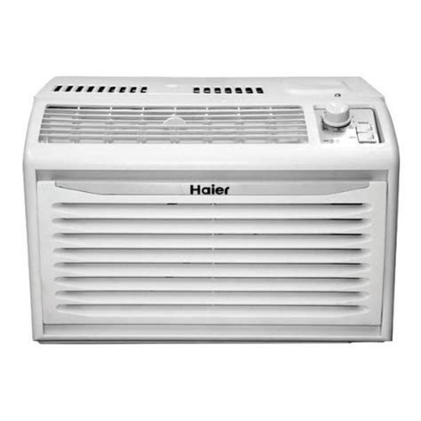 room air conditioner how to haier hwf05xck 5 000k btu room air conditioner shopping