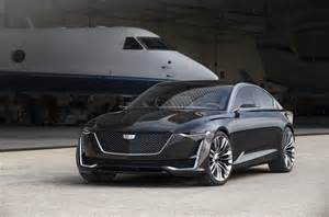 Cadillac Turbo V8 Cadillac Escala Concept Debuts 4 2 Liter Turbo V8