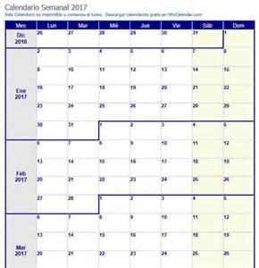 Calendario Word 2017 Calendario Word 2017 Gratis Plantillas En Blanco Y Para