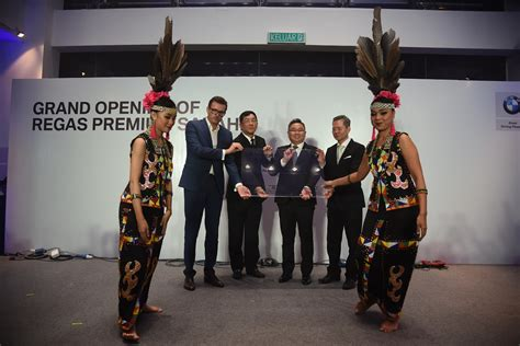 Bmw Motorrad Malaysia Dealer by Bmw Group Malaysia And Regas Premium Sabah Open Bmw And