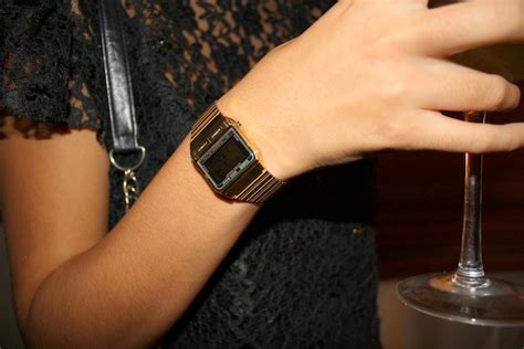 Casio Standard La 680wga 9 la montre casio bien dans temps 224 l heure du vintage