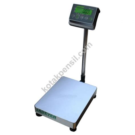 timbangan digital timbangan digital jadever jwi 3000 bench scale