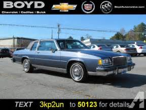 84 Buick Lesabre For Sale 1984 Buick Lesabre Limited For Sale In Hendersonville