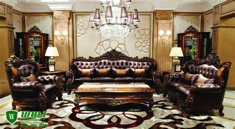Kursi Ukir Jati Jepara kursi tamu sofa jati mewah ukir jepara warna coklat wali