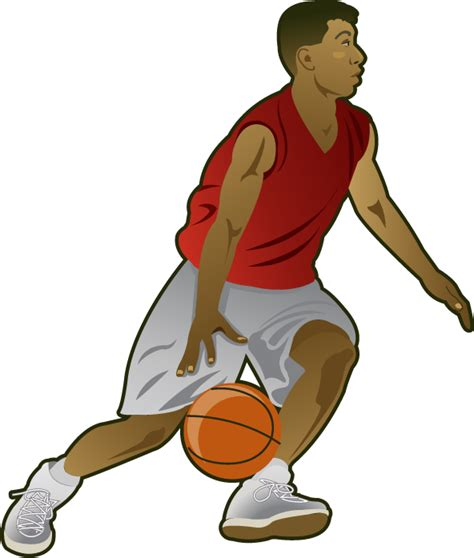 basket ball player clipart fort