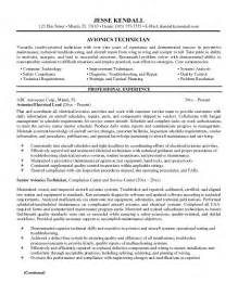 Licensed Aircraft Maintenance Engineer Sle Resume by Aircraft Technician Resume Exles Pilot Description Cv Sle Flying Aircraft Sheet Metal