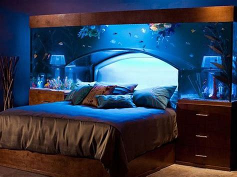fish tank bedroom top 7 aquarium designs for your interior design