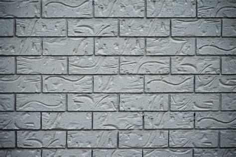 decorative brick wallpaper image of decorative grey brick background freebie