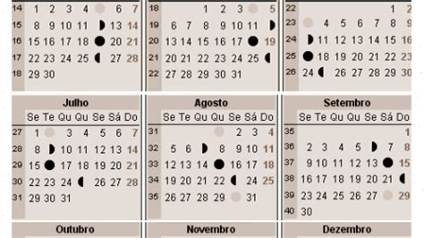 Calendario Lunar 2018 Portugal Calend 225 Lunar 2018 A Gravidez