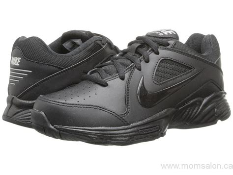 canada nike view iii black metallic silver black