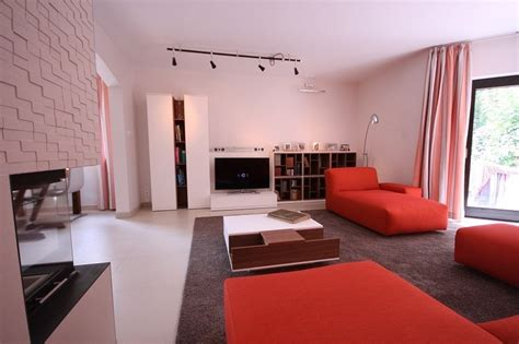 wohnzimmergestaltung beispiele wohnzimmergestaltung mit k 252 che und flur raumax