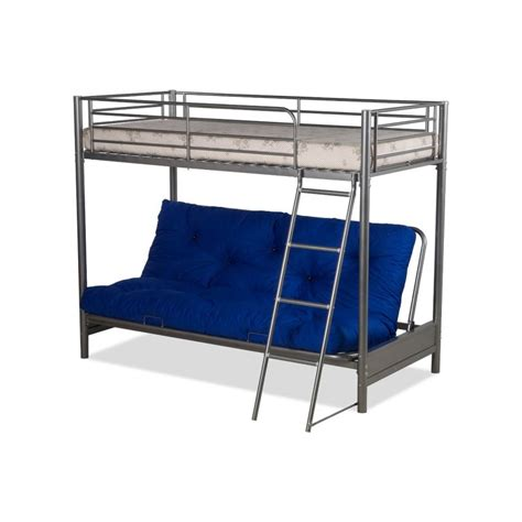 bunk bed with mattresses filton futon bunk bed brixton beds