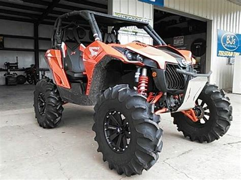 new ag tires can am commander forum
