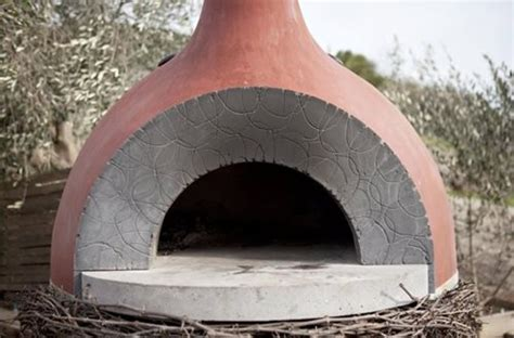 concrete pizza oven landscaping network