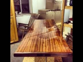 Bar Top Glaze by How To Epoxy Resin Bar Top Clear Glaze Coat