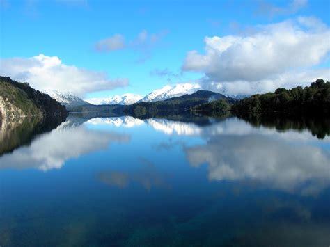 imagenes surrealistas de paisajes paisaje lago argentina