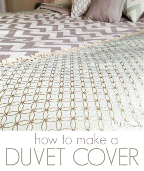 How To Fix A Comforter by How To Create A Duvet Cover Pinnutty