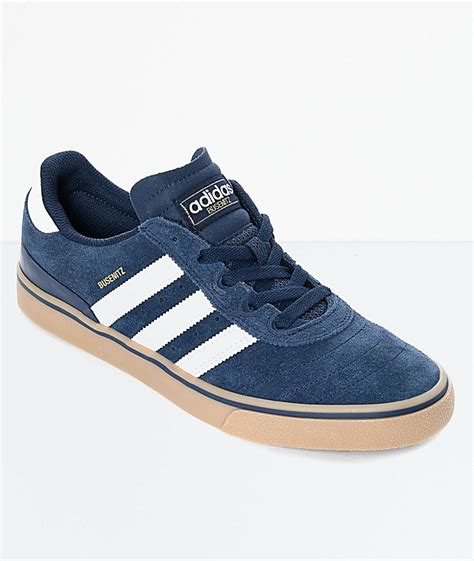 adidas busenitz vulc navy white shoes navy mens skate shoes 187 chambers chaos