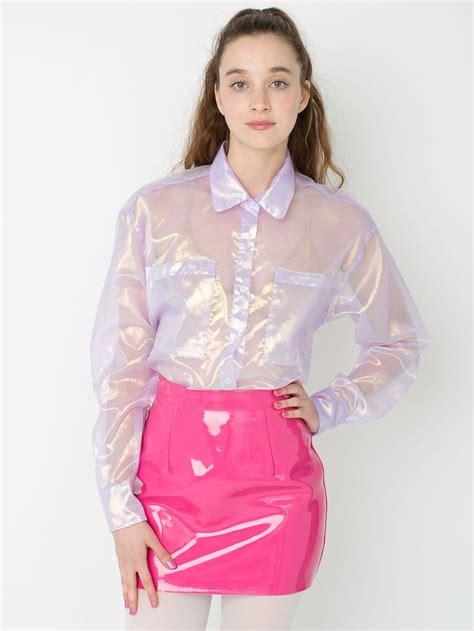vinyl mini skirt vinyl mini skirt blouse skirt